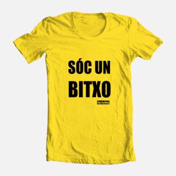 Tecletes | samarreta_BITXO_tecletes
